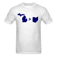 T-Shirts ~ Men's T-Shirt ~ Geography and Math