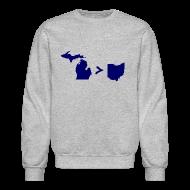 Long Sleeve Shirts ~ Crewneck Sweatshirt ~ Geography and Math