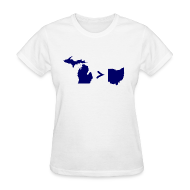 T-Shirts ~ Women's T-Shirt ~ Geography and Math