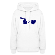 Hoodies ~ Women's Hoodie ~ Geography and Math