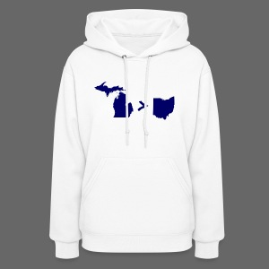 Geography and Math - Women's Hoodie