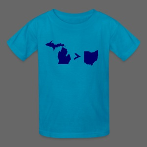 Geography and Math - Kids' T-Shirt