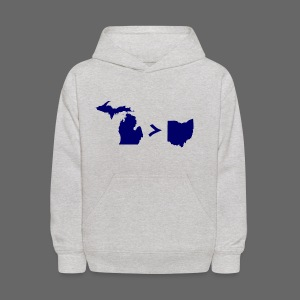Geography and Math - Kids' Hoodie