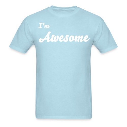 Awesome Shirt - Men's - Men's T-Shirt