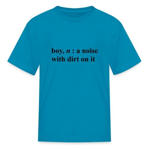 BOY - Kids' T-Shirt
