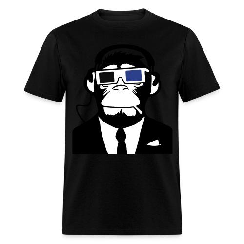 the geeks - Men's T-Shirt