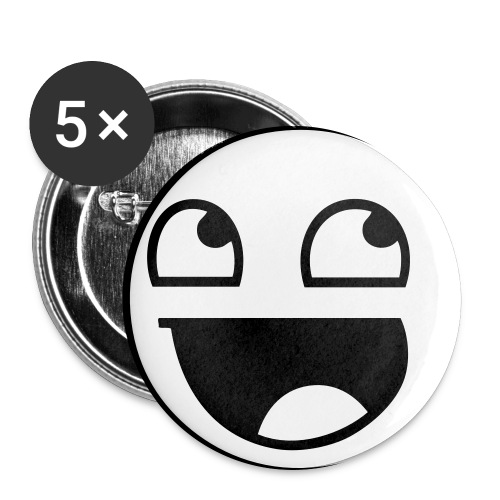 LIKE THAT FACE - Large Buttons