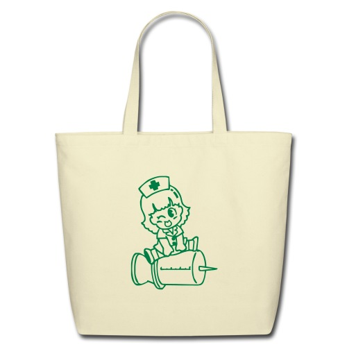 Little Nurse - Eco-Friendly Cotton Tote