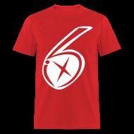 T-Shirts ~ Men's T-Shirt ~ SIX Alt. Logo Tee