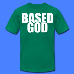 Based God T-Shirts - stayflyclothing.com - Men's T-Shirt by American Apparel