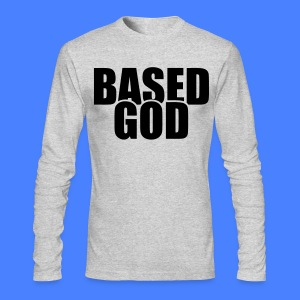 Based God Long Sleeve Shirts - stayflyclothing.com - Men's Long Sleeve T-Shirt by Next Level