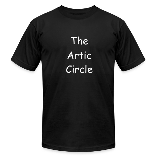 The Official T-shirt of The Artic Circle - Men's  Jersey T-Shirt