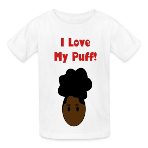 SN&LI! I Love My Puff Children's T~Shirt - Kids' T-Shirt