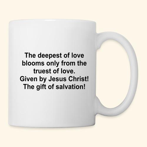 The deepest of love.... - Coffee/Tea Mug