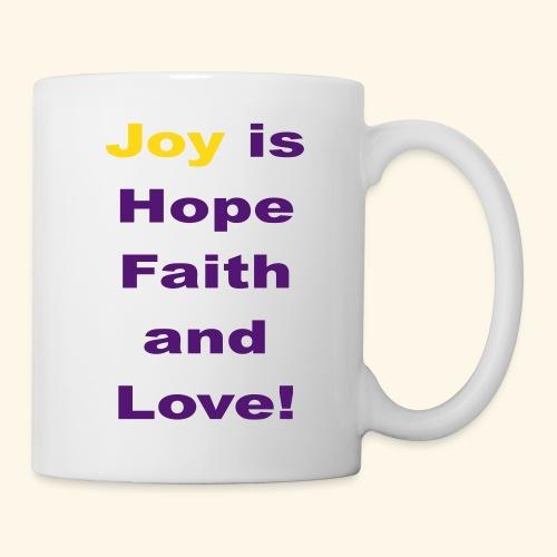 Joy is... - Coffee/Tea Mug
