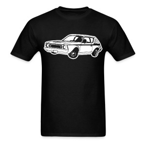 AMC Gremlin illustration - Men's T-Shirt