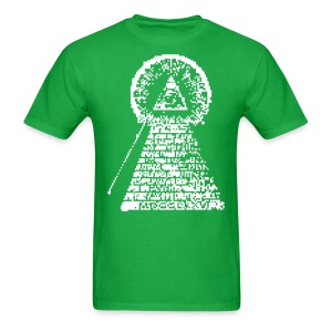 DARK ILLUMINATI SHIT - Men's T-Shirt