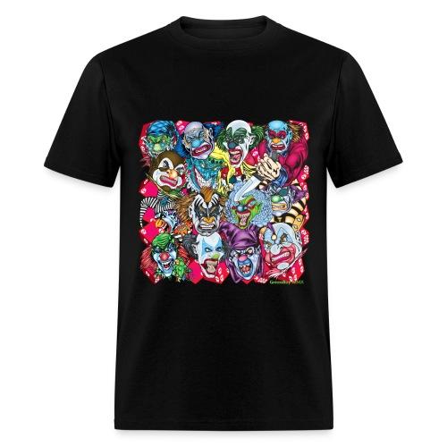 Clowning Around - Men's T-Shirt