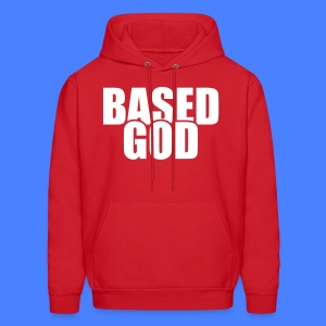 Based God Hoodies - stayflyclothing.com - Men's Hoodie