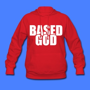 Based God Hoodies - stayflyclothing.com - Women's Hoodie