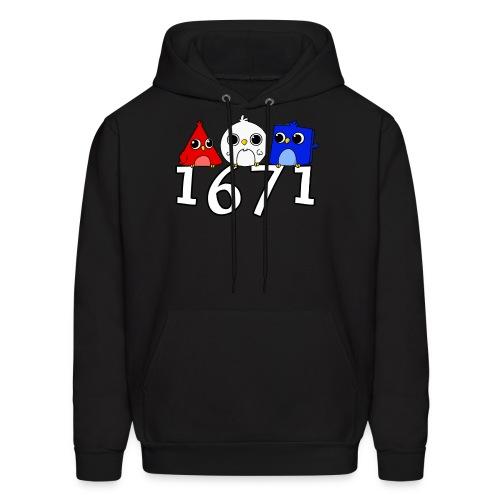 Men's style hooded sweatshirt - Men's Hoodie