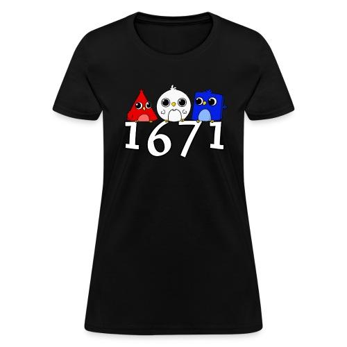 Women's 2012 Team Shirt - Women's T-Shirt