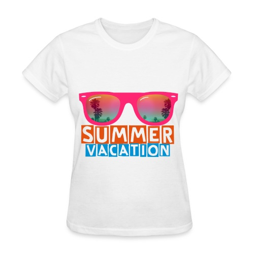 summer 002 - Women's T-Shirt
