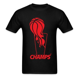 Miami Basketball Champs Shirt - Men's T-Shirt