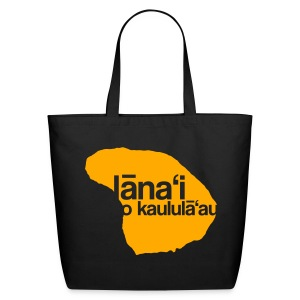 Lanai a Kaululaau - Eco-Friendly Cotton Tote