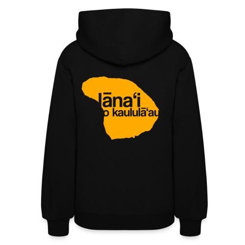 Lanai a Kaululaau - Women's Hoodie