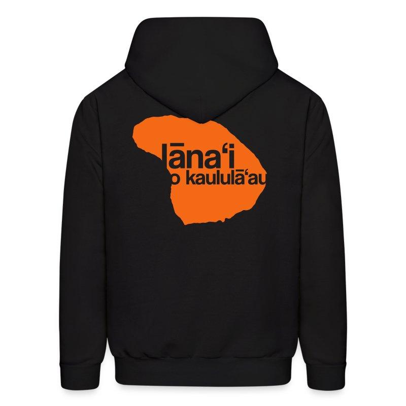 Lanai a Kaululaau - Men's Hoodie