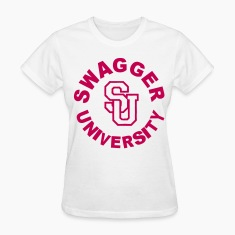 SWAGGER UNIVERSITY Women's T-Shirts