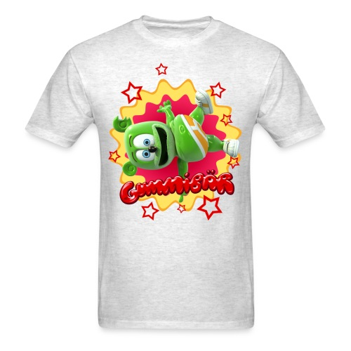 Gummibär (The Gummy Bear) Starburst Men's Standard T-Shirt - Men's T-Shirt