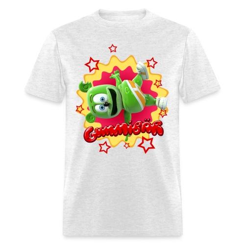 Gummibär (The Gummy Bear) Starburst Men's Standard T-Shirt - Men's T-Shirt