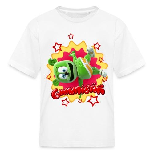 Gummibär (The Gummy Bear) Starburst Kids T-Shirt - Kids' T-Shirt
