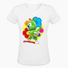 Gummibär Flowers Women's T-Shirts