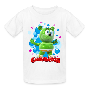 Gummibär (The Gummy Bear) Bubbles Kids T-Shirt - Kids' T-Shirt