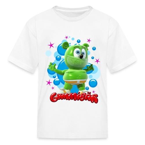 Gummibär (The Gummy Bear) Bubbles Kids T-Shirt - Kids' T-Shirt