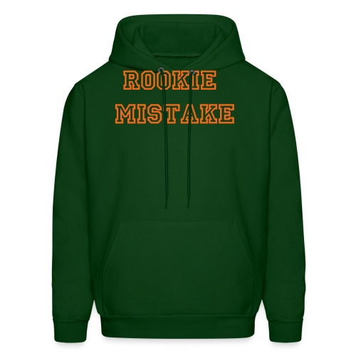Rookie Mistake Zip-Up Jacket - Men's Hoodie