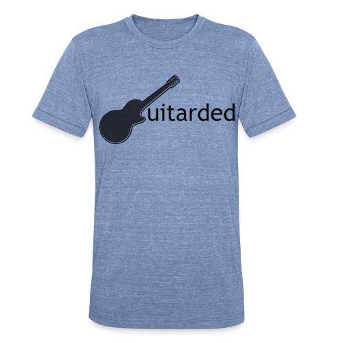 Guitarded - Unisex Tri-Blend T-Shirt