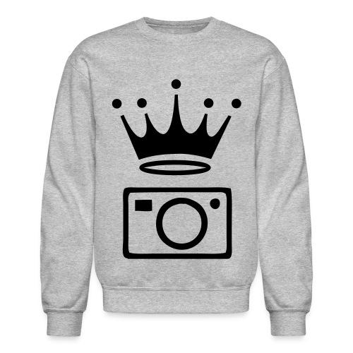 Photo King 1.0 - Crewneck Sweatshirt