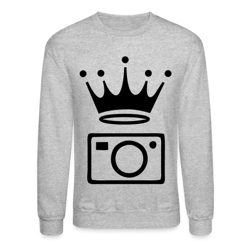 Photo King 1.0 - Crewneck Sweatshirt