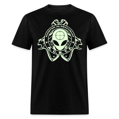 ALIEN CAVE BASE TASK FORCE COMBAT SHIRT - Men's T-Shirt