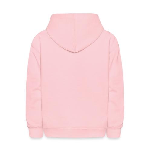 Pink Kids Hoodie - Kids' Hoodie