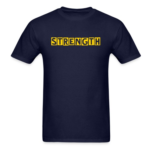 Strength - Men's T-Shirt