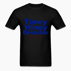 Timey Wimey Detector T-Shirts