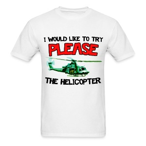 Mancopter - Men's T-Shirt