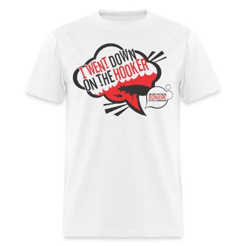 Hilma Hooker - Bonaire - Men's T-Shirt