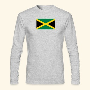 Jamaica Tee shirts - Men's Long Sleeve T-Shirt by Next Level