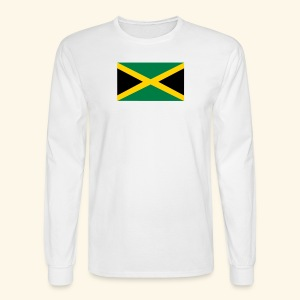 Jamaica Tee shirts - Men's Long Sleeve T-Shirt